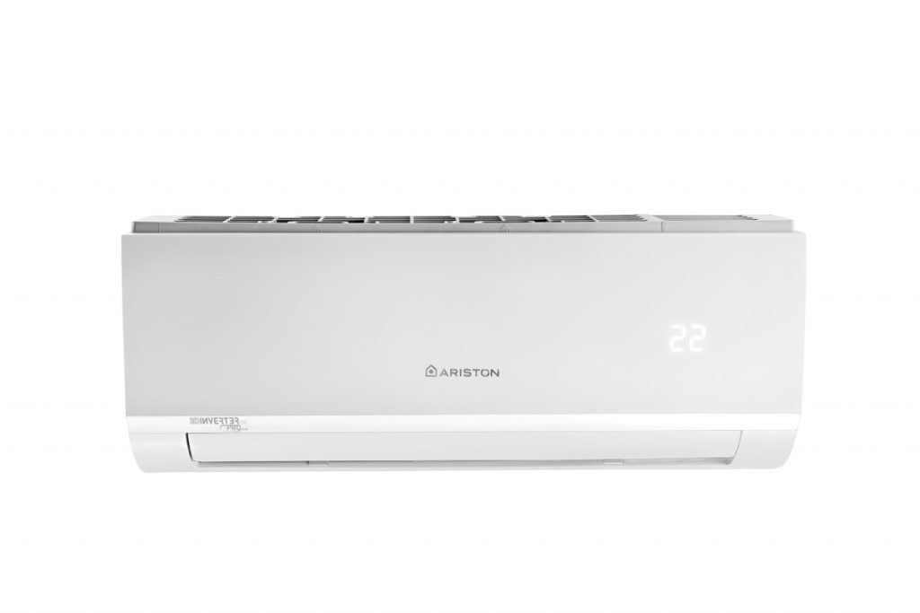inverter air conditioner Kios ariston front view