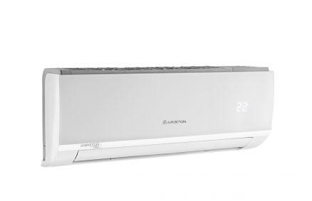 climatizzatore inverter kios ariston vista laterale