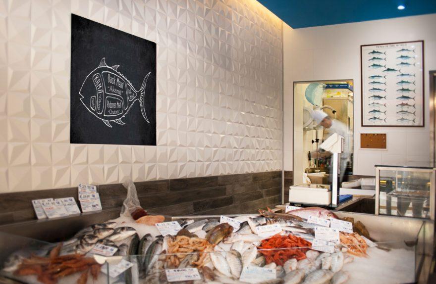 Fischrestaurant Fisch und Trauben davide coluzzi