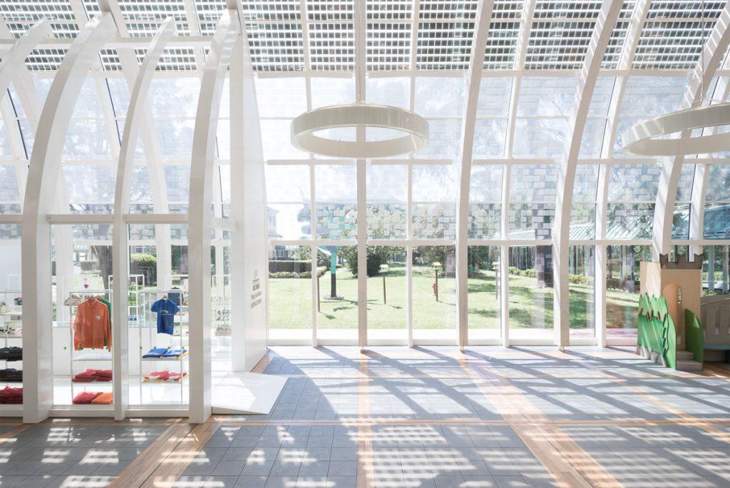 Marquise study Bettino Pavilion