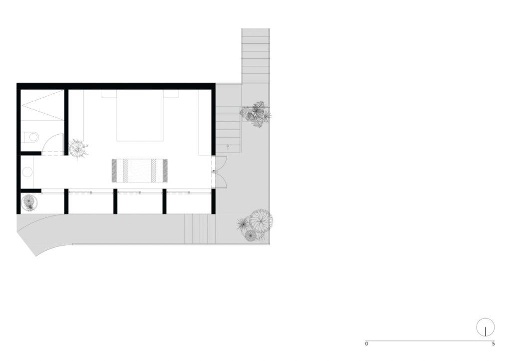 guest house ground floor