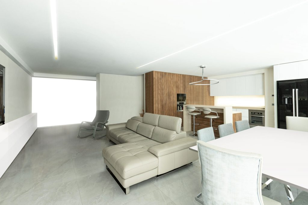 Casa em Lisboa Bruno Câmara Arquitectos, interior