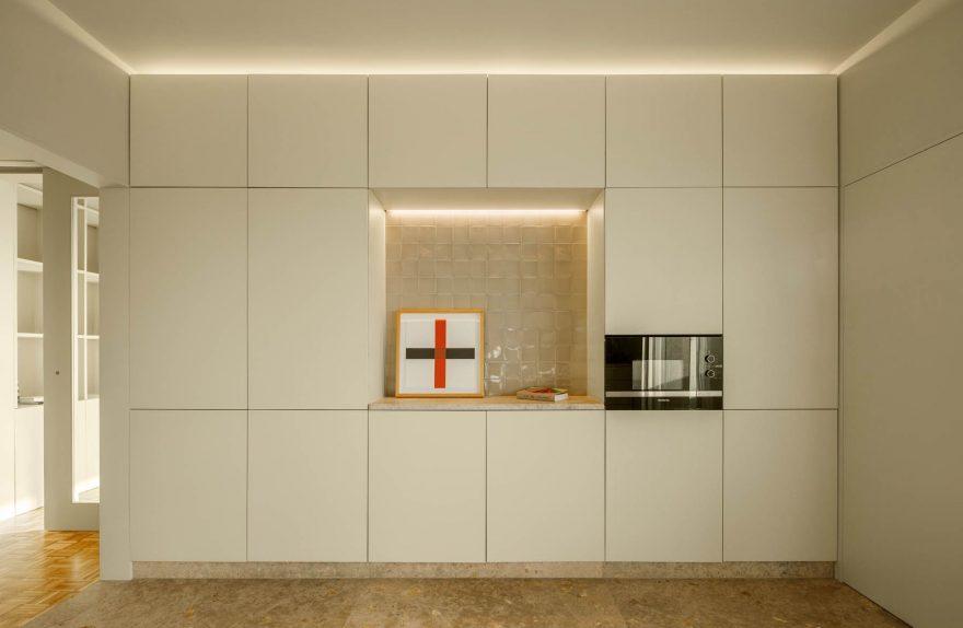 Ristrutturazione appartamento primi anni '70 - Costa Lima Arquitectos