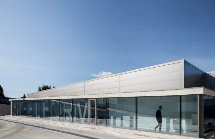 Erweiterung der STEELFORM Werksproduktion - Atelier d'Arquitectura Lopes da Costa