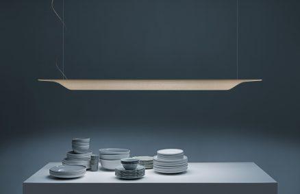 Lampe à suspension TROAG design Luca Nichetto pour Foscarini